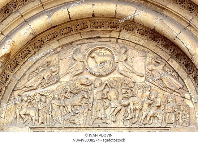 Basilica of San Isidoro, Leon, Castile and Leon, Spain