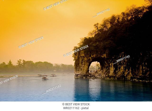 Li River,Guilin,Guangxi