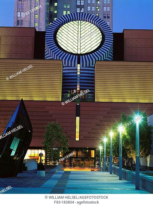 Museum of Modern Art. San Francisco. California. USA