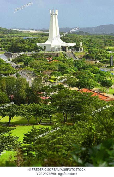 Memorial Peace Park,Okinawa,Japan,Asia