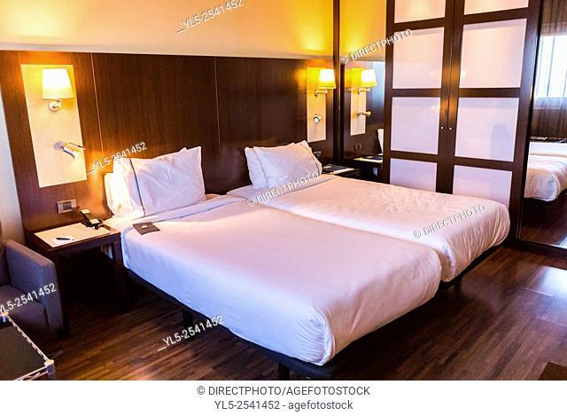 Barcelona, Spain, Luxury Hotel, AC Marriott Forum