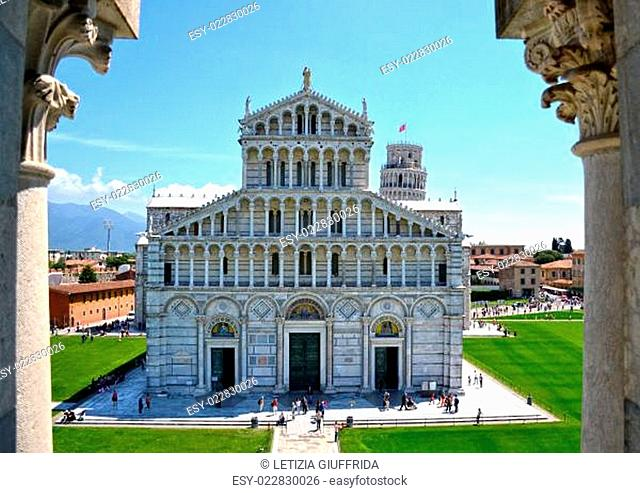 Square of Miracles, Pisa - Tuscany, Italy