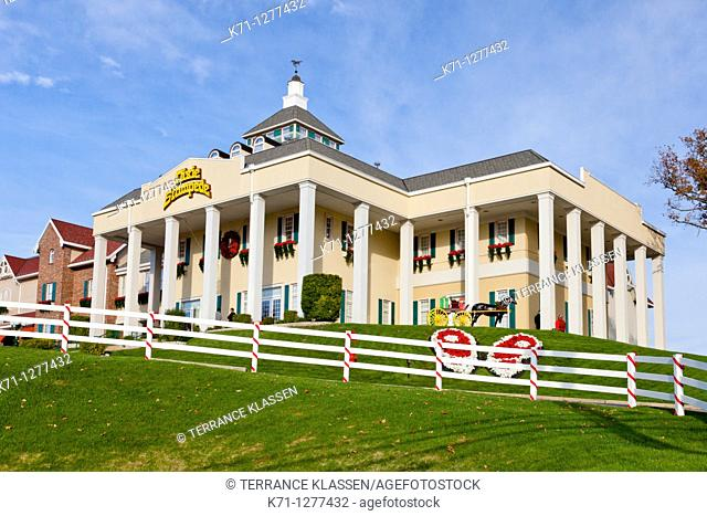 The Dixie Stampede theater in Branson, Missouri, USA