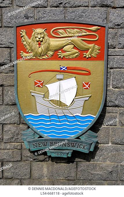 Coat of arms for canada Stock Photos and Images   age fotostock