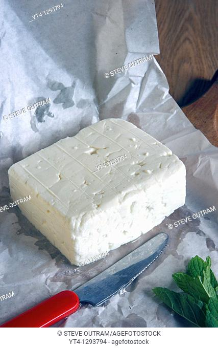 Greek Cuisine  Fresh Feta Cheese