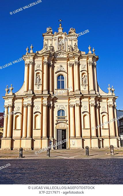Church of St Joseph of Visitationists, Warsaw, Poland