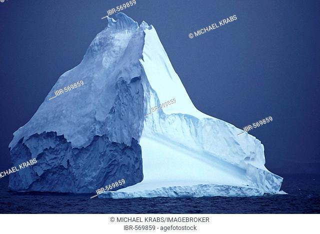Iceberg, Antarctica, South Atlantic