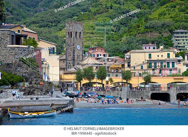 Monterosso al Mare, Cinque Terre, La Spezia Province, Parco Nazionale delle Cinque Terre national park, UNESCO World Heritage Site, Liguria