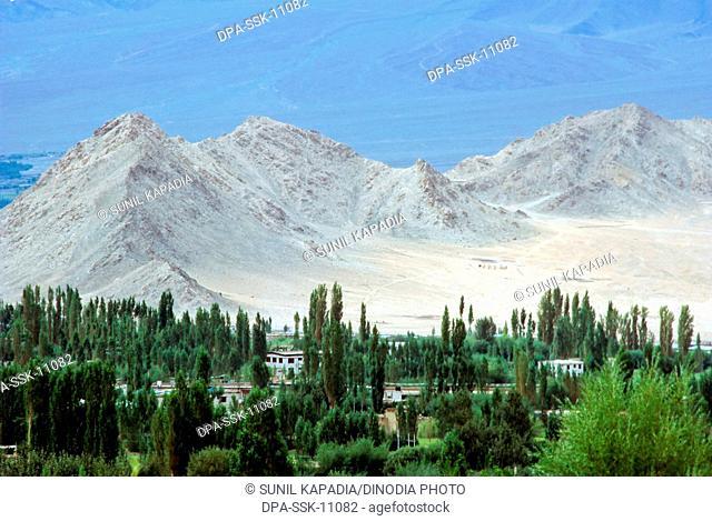 Leh, Jammu and Kashmir, India