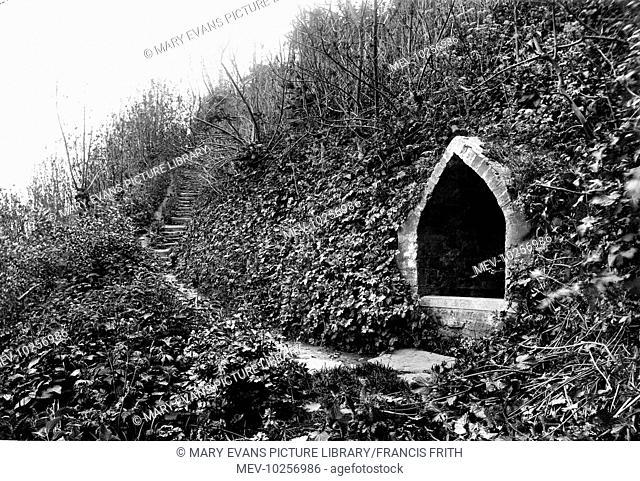 Image result for Queen Elizabeth's Well winchelsea