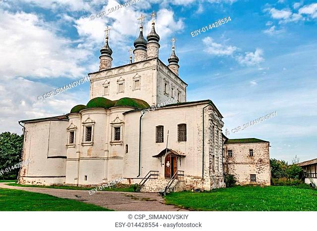 The Church of the Golden ring of Russia