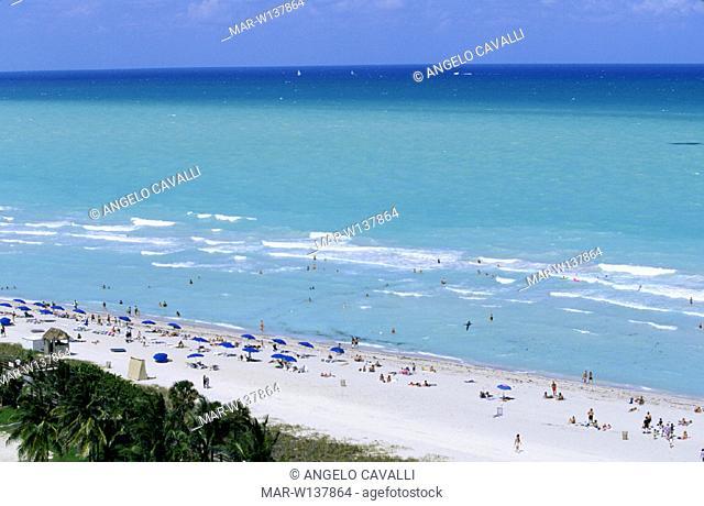 usa, florida, miami beach, south beach