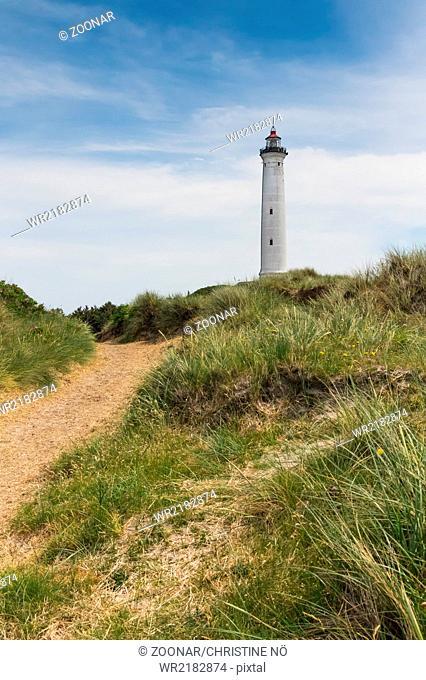 Lighthouse Lyngvig fyr