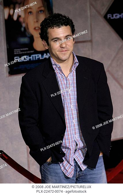 Flightplan (Premiere) Fred Savage 09-19-2005 / El Capitan Theater / Hollywood, CA / Touchstone Pictures / Photo by Joe Martinez