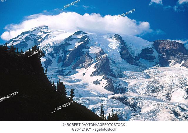 Mt. Rainier. Washington, USA