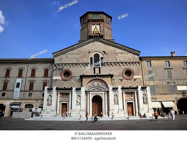 Cathedral of Reggio Emilia, Emilia Romagna, Italy, Europe
