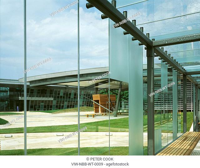 WELLCOME TRUST, CAMBRIDGE, UNITED KINGDOM, Architect NBBJ ARCHITECTS