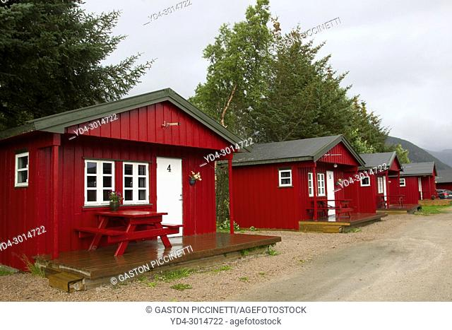 Cabins for rent, Nordland, Norway