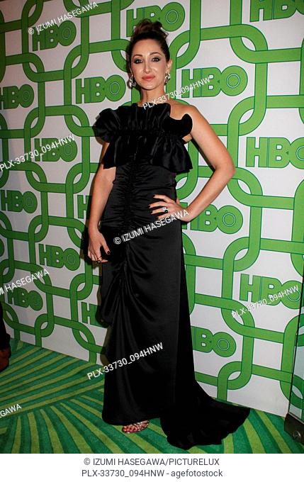 Jamie Lee 01/06/2019 The 76th Annual Golden Globe Awards HBO After Party held at the Circa 55 Restaurant at The Beverly Hilton in Beverly Hills