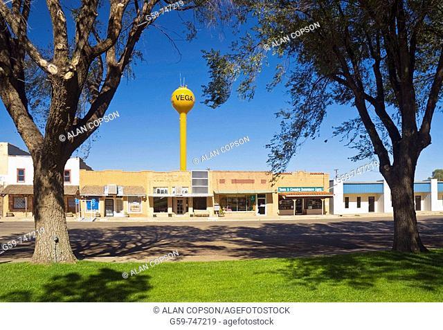 USA Texas Route 66 Vega