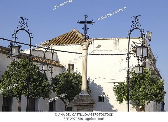 Old town in Carmona, Seville province, Spain