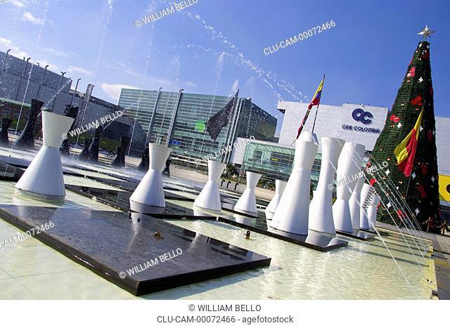 Great Mall Station, Bogota, Cundinamarca, Colombia