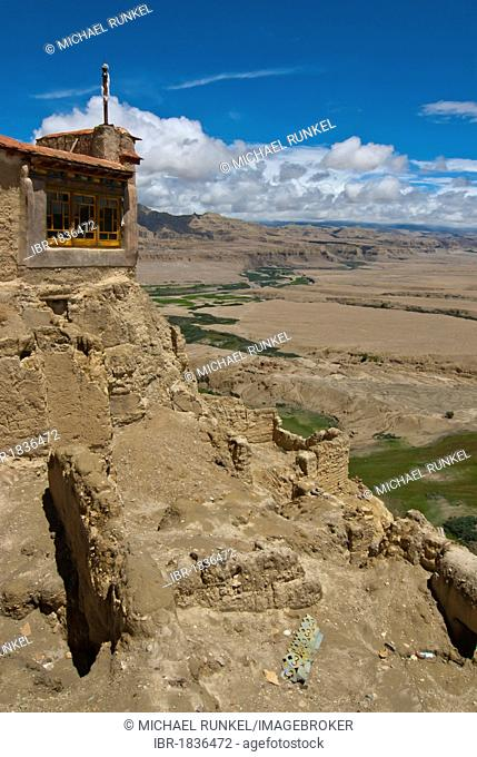 Region of the ancient kingdom of Guge, Western Tibet, Tibet, Asia