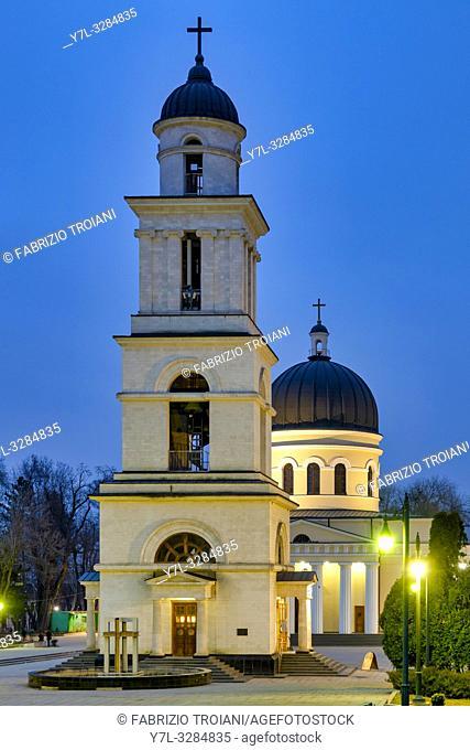 Cathedral of Christ's Nativity, ChiÈ. inau, Moldova