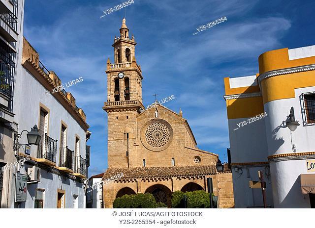 Church of San Lorenzo, Cordoba, Region of Andalusia, Spain, Europe