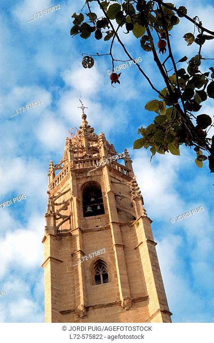 Sádaba. Cinco Villas, Zaragoza province, Aragón, Spain