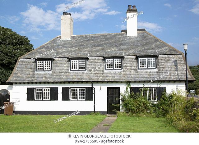 Square Cottage, Cushendun; County Antrim; Northern Ireland