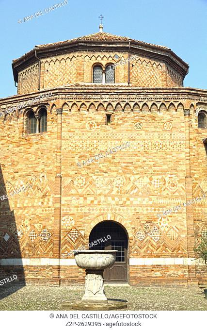 Santo Stefano church in Bologna Emilia Romagna Italy