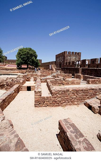 Silves is a town on the Portuguese Algarve, in the district of Faro. It is located near a Roman bridge over the Ribeira de Arade and thus controls the river...