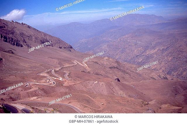 Valle Nevado 3100m, Chile 1997