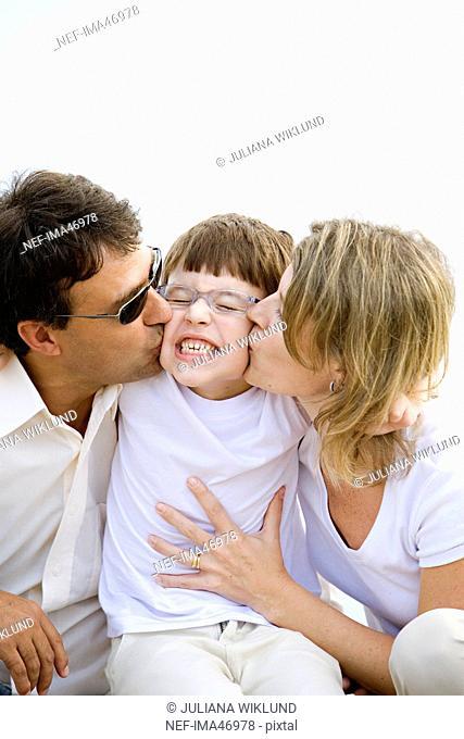 A family, Brazil