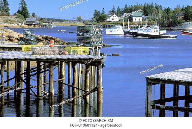 boating, village, boat, piers, hancock, harbor