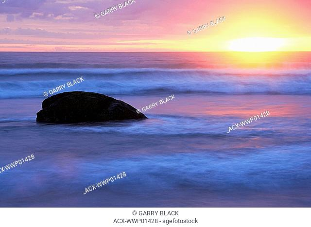 Sunrise, Coast Guard Beach, Cape Cod National Seashore, Eastham, Cape Cod, Massachusetts, USA