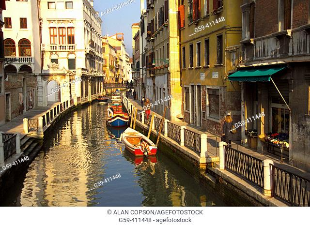 Italy. Venice