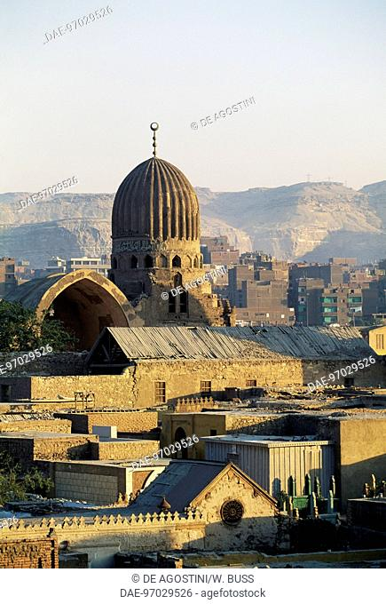 One of the Tombs of the Caliphs, City of the Dead, Cairo, Egypt