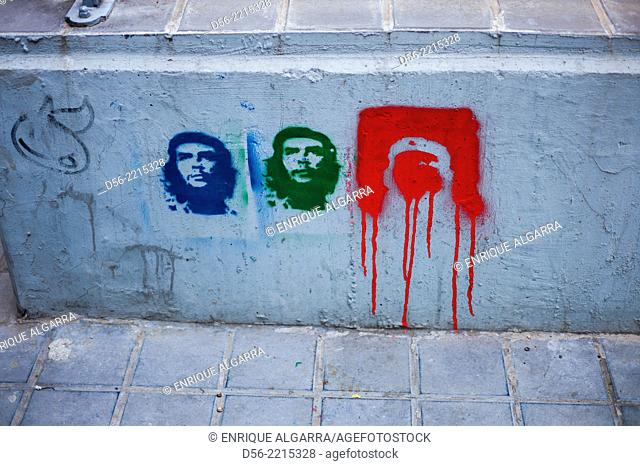 RGB Che Guevara, Valencia, Spain