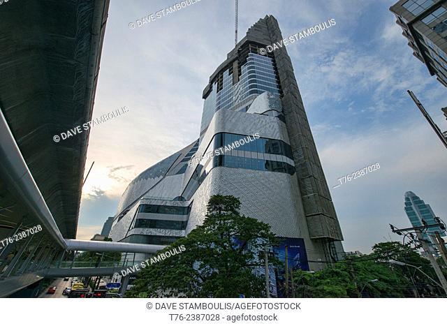 The glitzy Central Embassy Mall, Bangkok, Thailand