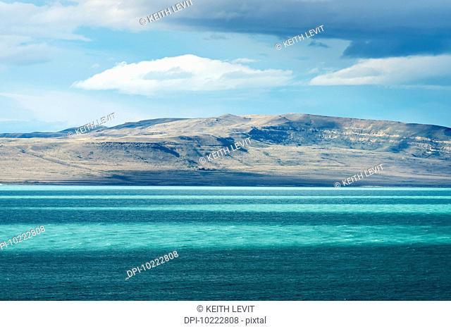 Lake Argentino, Los Glaciares National Park; El Calafate, Argentina