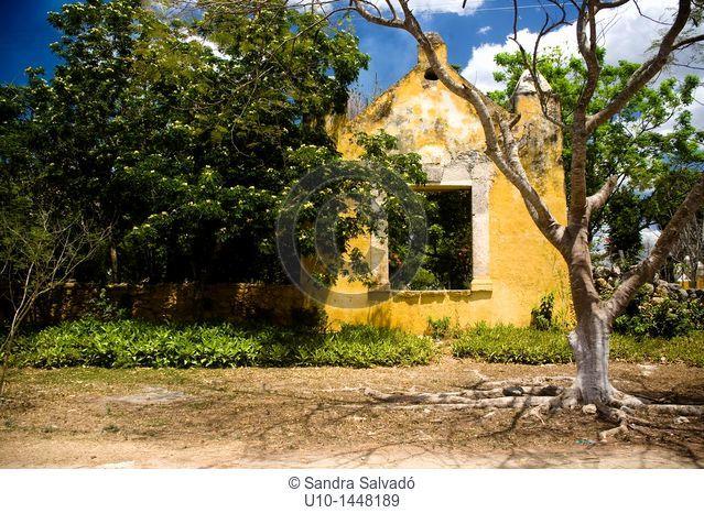 Hacienda Ake, Peninsula Yucatan, Mexico