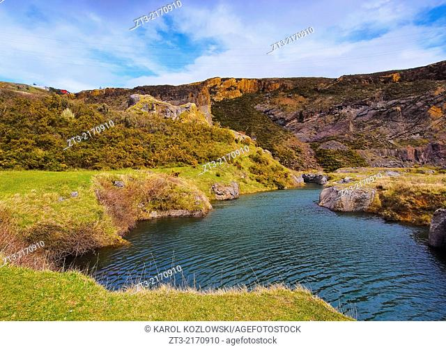 La Arboleda/Zugaztieta Park - recreational area in Valle de Trapaga near Bilbao, Biscay, Basque Country, Spain