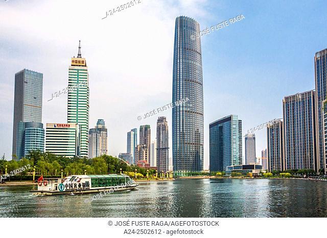 China, Tianjin City