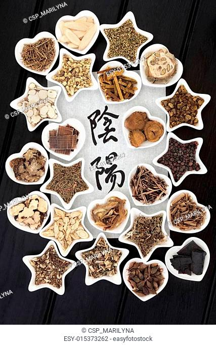 Yin Yang Chinese Herbal Medicine