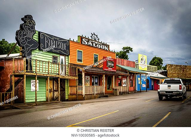 Uranus, Historic Route 66, Interstate 44, Missouri, USA