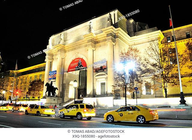 American Museum of Natural History, New York City, Manhattan, USA