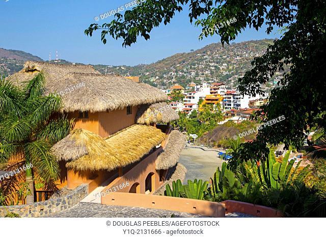 Playa La Madera, Zihuatanejo, Guerrero, Mexico