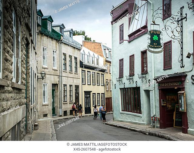 Quebec&39, s Old City is a UNESCO World Heritage Site That Retains a European charm and style uncommon to the New World